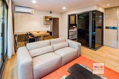 CONDOLETTE DWELL 70 sqm 2 bed Sukhumvit 26(BTS Phrom Phong)