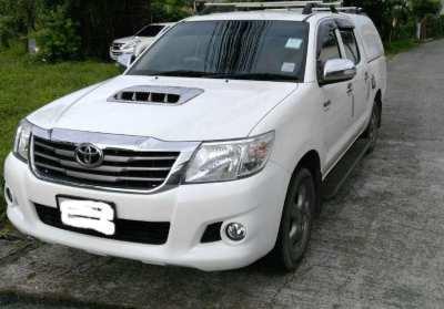 Toyota Hilux Vigo 2013 MT for Sale