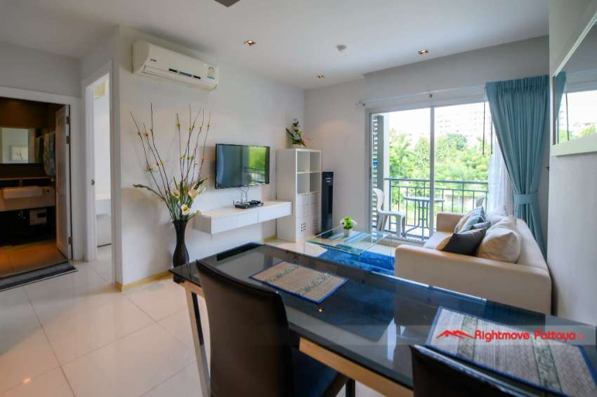The Gallery - Jomtien Beach - 44 sqm 1 Bed Condo