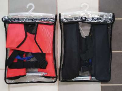 Automatic Inflatable Life Jacket _ Rescue Vest