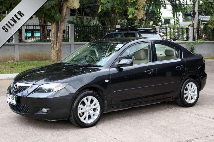 2008(Mfd '08) Mazda 3 1.6 Spirit A/T