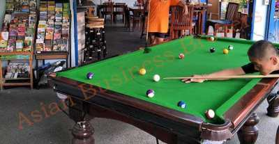1001018 Long Established Bar and Grill with Guest Rooms in Chiang Mai