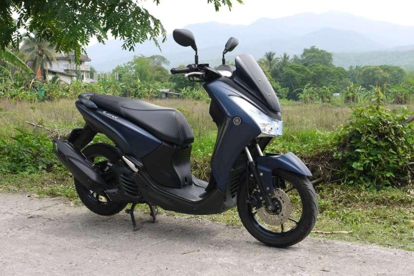 2019 Yamaha Lexi S ABS 125cc,Automatic...