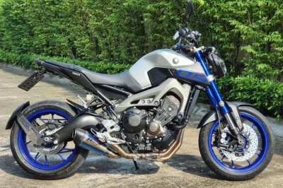 Yamaha MT-09  - Excellent condition