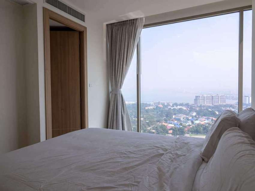1bed FQ Seaview 30floor 50sqm