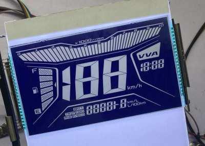 LCD Display Screen for Yamaha Aerox 155 จอ LCD