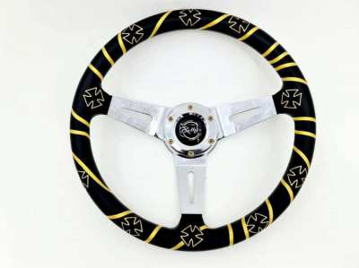 Ballfix Steering Wheels