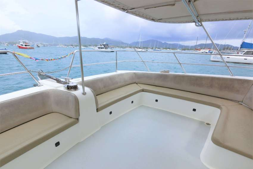 2017 – AusThai Resort 1500 Power Catamaran
