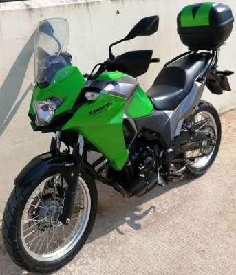 11/2018 Kawasaki Versys 300 99.900 ฿ Finance by shop