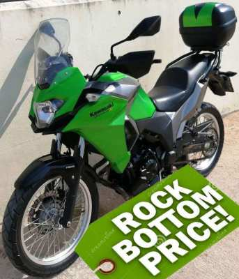 11/2018 Kawasaki Versys 300 99.900 ฿ Finance by shop