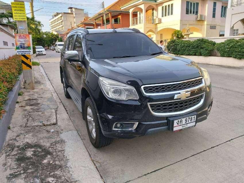 Chevrolet trailblazer LTZ 06/2015 the real topmodel