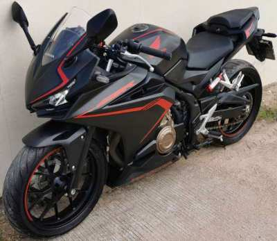 03/2020 Honda CBR-500R 5xxxkm 149.900 ฿ Finance by shop
