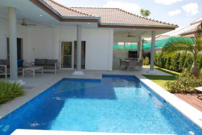 Brand New, 3 Bedroom Pool Villa
