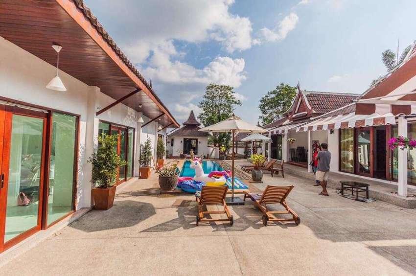 The Eleton pool villa