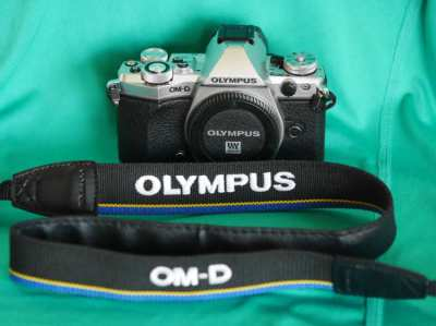 Olympus OM-D E-M5 Mark II (351 shots!) Body, OMD EM5 Mark 2