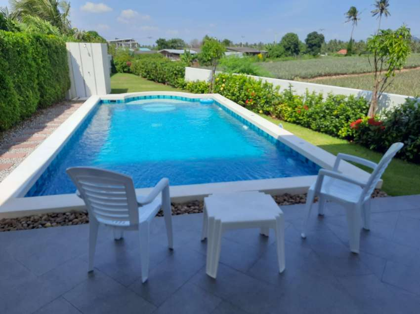 2 Bed Pool House for Sale Hua Hin