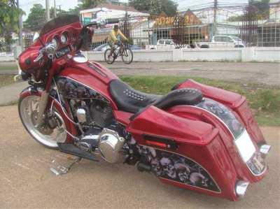 Harley Davidson Streetglide FL-HX 1600cc