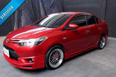 2015(Mfd' 13) Toyota Vios 1.5 J A/T