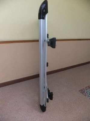 Luggage carrier for ISUZI MU7