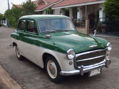 1956 Hillman Minx MkVIII Classic Car for Sale