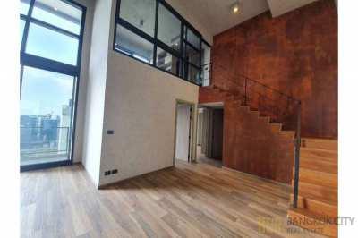 The Lofts Asoke Ultra Luxury 3 Bedroom Duplex Penthouse for Rent/Sale