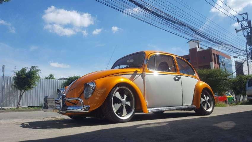 VW Beetle hot Bug 1966