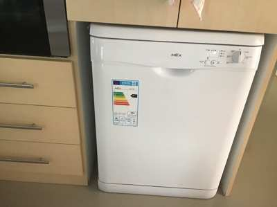 Mex dishwasher never been used