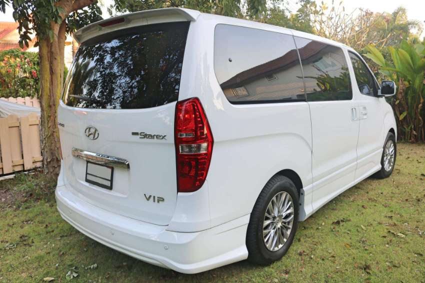 VIP minibus with FINANCE