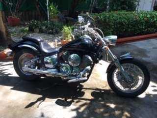 1100cc Yamaha DragStar 1994