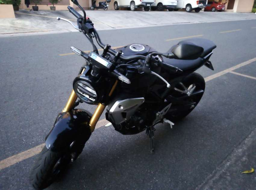 HONDA CB 150 R ABS BRAND NEW