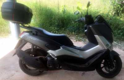 YAMAHA NMAX 155cc - 58,000 baht Udon Thani