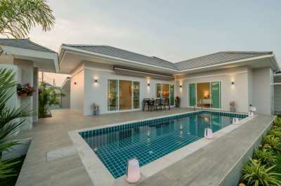 8 villas Riverside Project  Private Pool Villas For sale In Khon Kaen