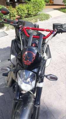 Yamaha MT-01 2010, 1700cc