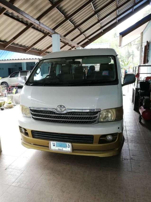 Toyota Ventury (V) Top model 2007 great condition 11 seats  - Reduced
