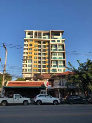 2 Bedroom Condo for Sale Chiangmai ( Freehold for foreigners)