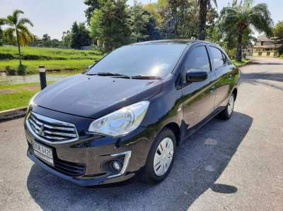 Good as new Mitsubishi Attrage 1.2GLX AT 2016 , Sold by Owner