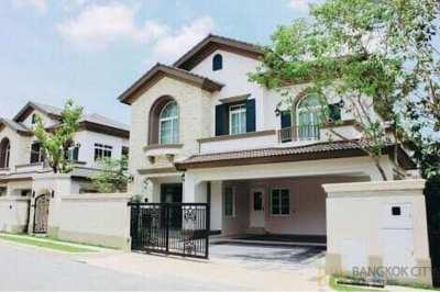 Nantawan Bangna Luxury European Designed House Near Mega Bangna