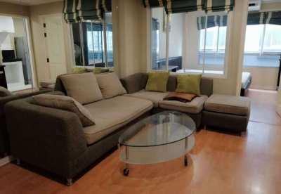 LPN Cultural Center TowerB2 Floor3 Clean Look Cozy Decor 35sqm 1Bed
