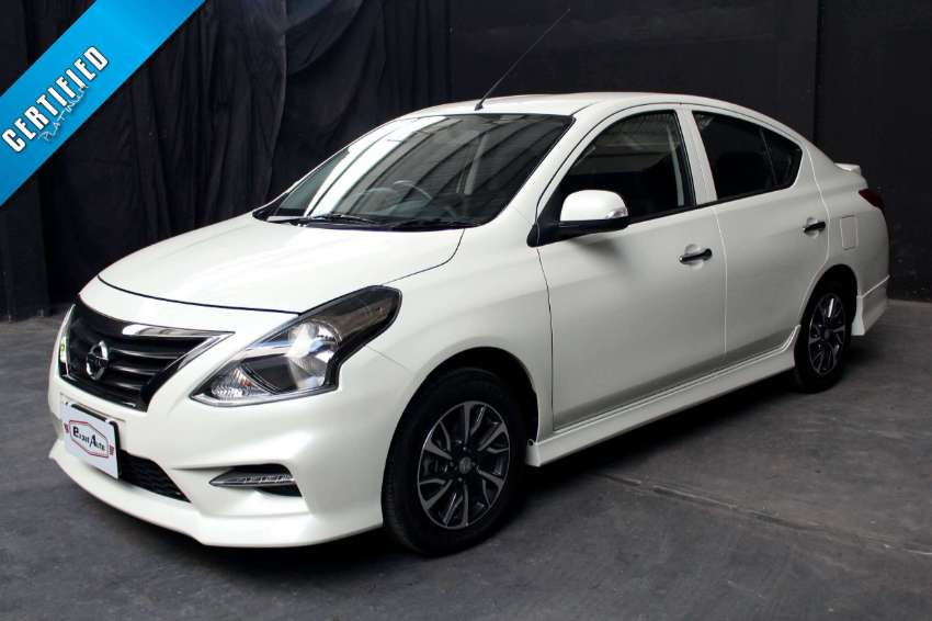 2019(Mfd' 18) Nissan Almera 1.2 Sportech A/T