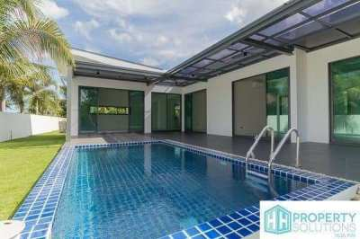 Brand New 3 Bedroom Villa Ready To Move In