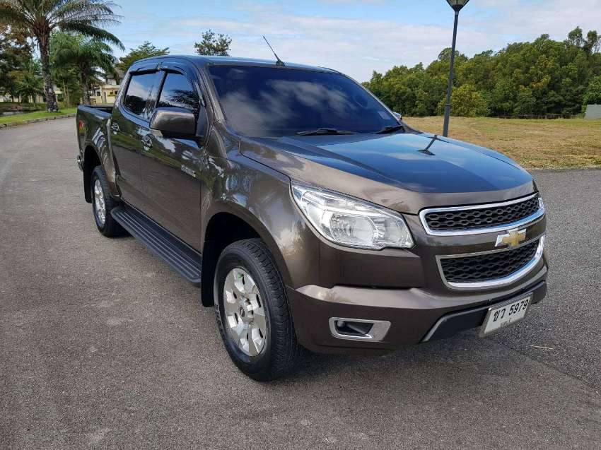 Good as new Chevrolet Colorado LT 2.8L Double-cab 2015, Sold by Owner