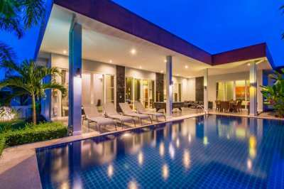 HOLIDAY HOME: 4 Bedroom Resort Private Pool Villa!