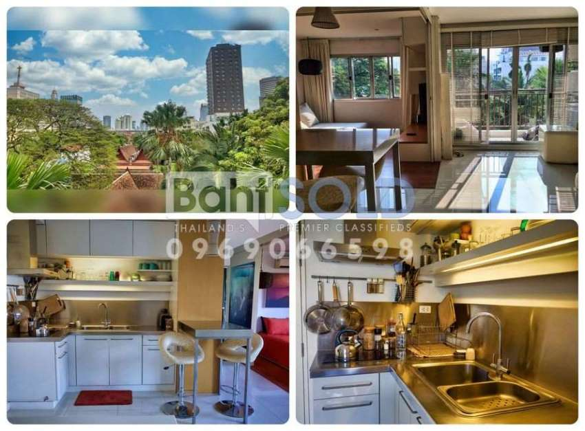 !! Special Offer | For Rent | 2 Bedroom | Condo One Siam (Central BKK)