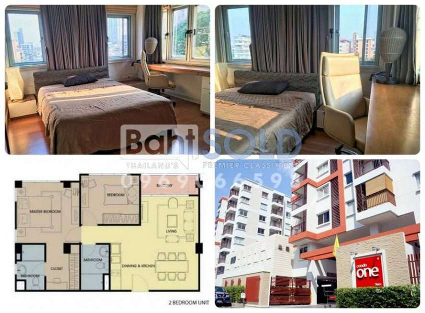 !! Special Offer   For Rent   2 Bedroom   Condo One Siam (Central BKK)
