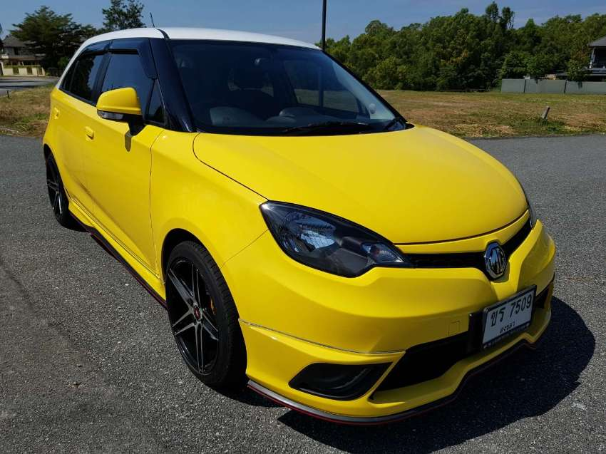 Cheap as new MG3 1.5D Hatchback AMT 2018, Sold by Owner