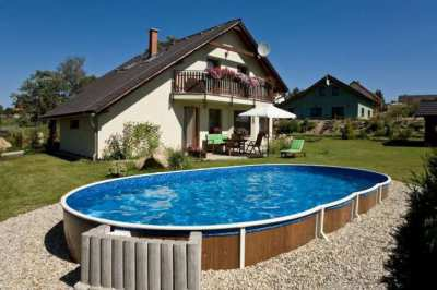 Large Swimming Pool on sale