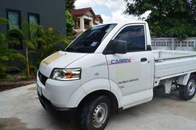 Suzuki Carry 2013 Ultra Low Mileage - Ban Chang, Rayong
