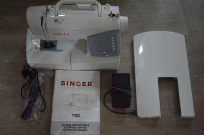Singer 7422 Electronic Sewing Machine