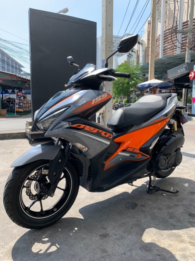 2020 YAMAHA AEROX 155 (CASH/INSTALLMENT)