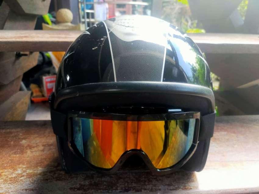 Helmet & Googles